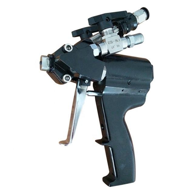 مسدس رش للرغاوي من البولي يوريثين P2 بندقية رش تطهير الهواء