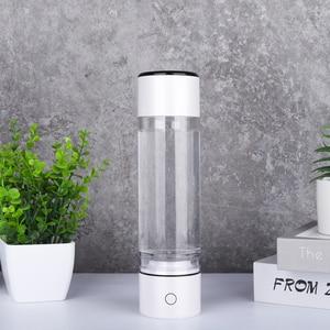 Image 2 - MRETOH 7.8Hz High Hydrogen Rich Miracle Smart Alkaline Water Nano Cup Lonizer H2 Generator Multifunctional Electrolysis Bottle