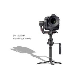 Image 1 - DIGITALFOTO VISION Gimbal zubehör hals verlängerung griff LED licht/monitor/für DJI RONIN SC / S/RS2/RSC2 Feiyu Kran 2