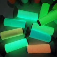 1 рулон вышивка нить для шитья 150D/500 ярдов светящиеся нитки для вышивки флуоресцентсветильник светящиеся нитки для шитья крестиком