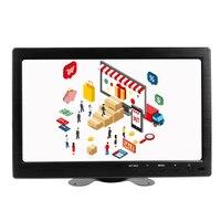 10,1 дюймов 1920x1200 портативный монитор с VGA HDMI BNC USB вход для PS3/PS4 XBOX360 Raspberry Pi Windows 7 8 10 система CCTV