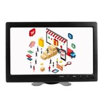 10.1 Inch 1920x1200 Portable Monitor with VGA HDMI BNC USB Input for PS3/PS4 XBOX360 Raspberry Pi Windows 7 8 10 System CCTV