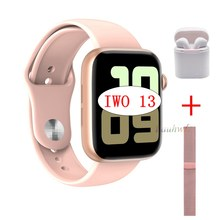 2020 IWO 13 Serie 5 IWO13 W75 Smart Uhr IP68 Für Apple IOS Android telefon Herz Rate Bluetooth Musik-Player PK IWO 12 8(China)