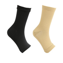 Sports ankle protector elastic compression stockings support joint warm leg pressure