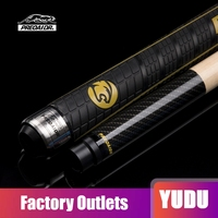 PREOAIDR 3142 Brand S2 Break Cue Pool Punch Jump Cue 13mm Tip Billiard Stick Jump Cues Handle 147cm Length Billiard China 2019