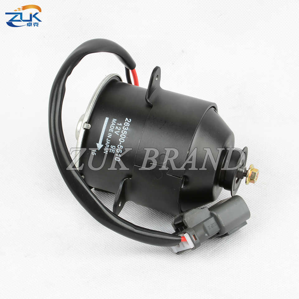 Radiator Cooling Fan Motor for Hon-da Accord Acura Civic Odyssey MAZDA Protege Highlander 19030-PAA-A01 Replacement