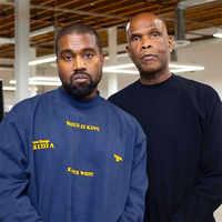3D Druck Kanye West Jesus ist König LA hören party Langarm T Shirt Männer Frauen hohe qualität Tees Jesus ist König T-Shirts