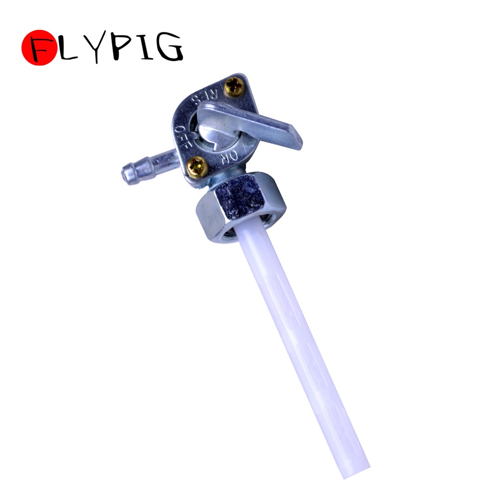 Universal Motorcycle Gas Fuel Tank Switch Cock Tap  Petcock In Ingition ATV Quad MX Dirt Pit Bike Thread For Honda MB5 Z50RD-in Fuel Tank from Automobiles & Motorcycles