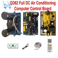 New Universal DC Inverter control system for split air conditioner QD82 Drive strong DC compressor/outdoor/indoor DC fan motor