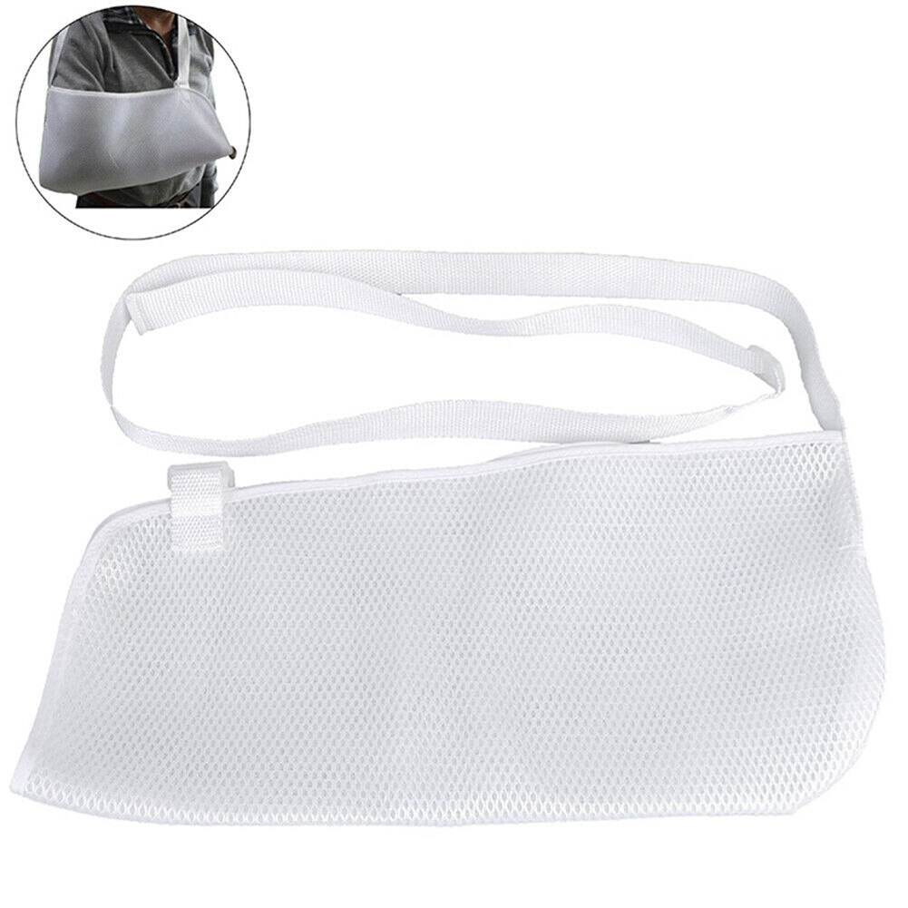 Fractured Bones Repair Mesh Shoulder Pad Pain Relief Fixed Hospital Arm Support Stable Health Care Universal Sling Practical