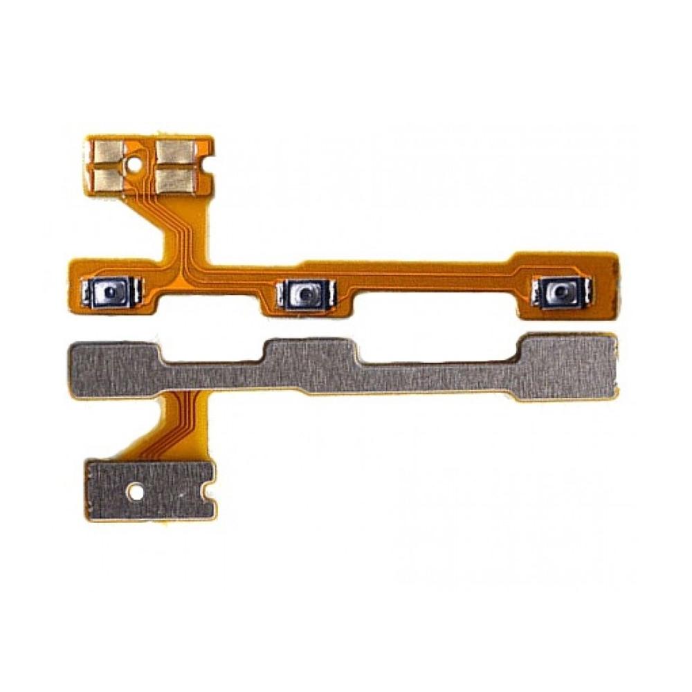 Power On Off Side Button Volume Strip Flex Cable Peplacement For Huawei P20 Lite ANE-LX2 ANE-L22 ANE-LX1 ANE-L21 ANE-LX3/Nova 3e