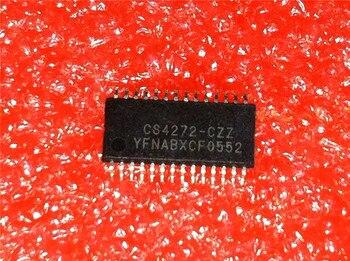 1 Unidad CS4272 CS4272-CZZ  TSSOP 28
