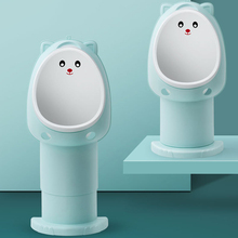 Adjustable Baby Potty Suction Cup Bowl Urinal for Children Standing Boys in Toilet Training Potties Seats