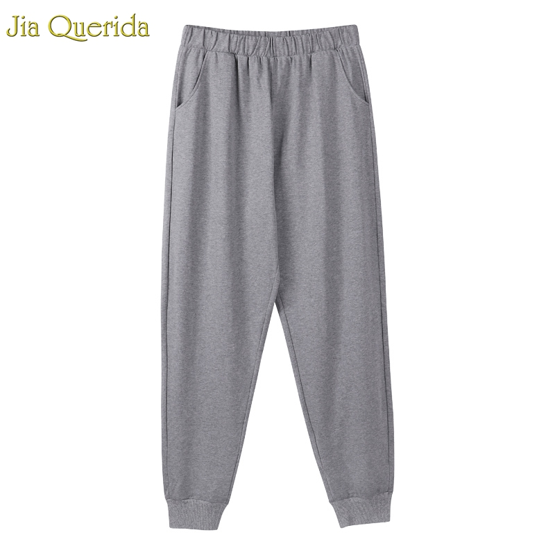 New Mens Sporty Pants Pyjama Home Wear Trousers 100% Cotton Quality Lounge Sleep Bottoms Men's Casual Trousers Grey Pajama Pants