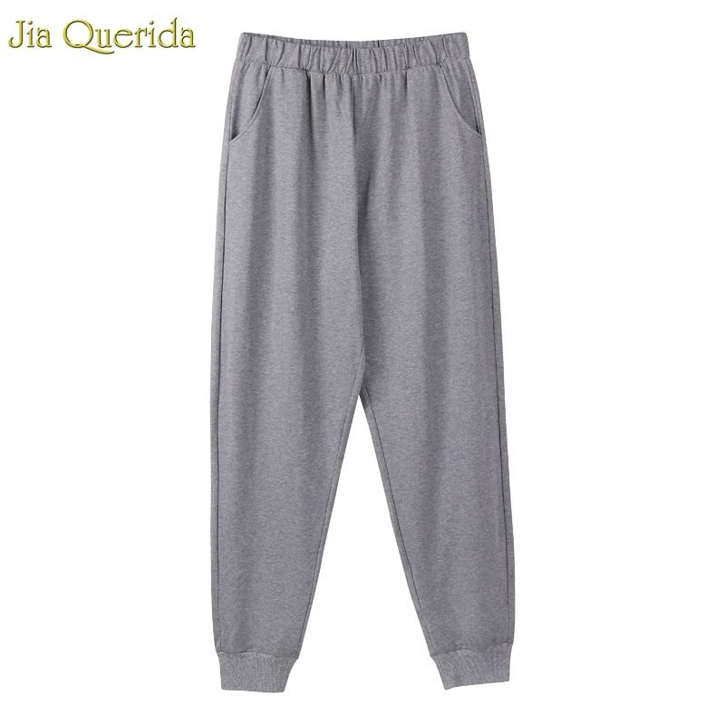 New Mens Sporty Pants Pyjama Home Wear Trousers 100% Cotton Quality Lounge Sleep Bottoms Men's Casual Trousers Grey Pajama Pants