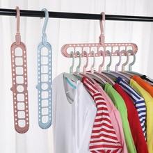 Hanger Scarf Support Closet-Organizer Storage-Racks Space-Saving Circle