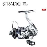 Nuovo 2019 SHIMANO STRADIC FL 1000 2500 2500HG C3000 C3000HG C3000XG 4000 4000MHG 4000XG 5000XG Filatura Mulinelli ruota