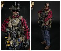 DEA SRT Special Response Team AGENT EL PASO 78063 Full Set Action Figure Doll For Collection 1/6 Male Solider for Fans Gifts