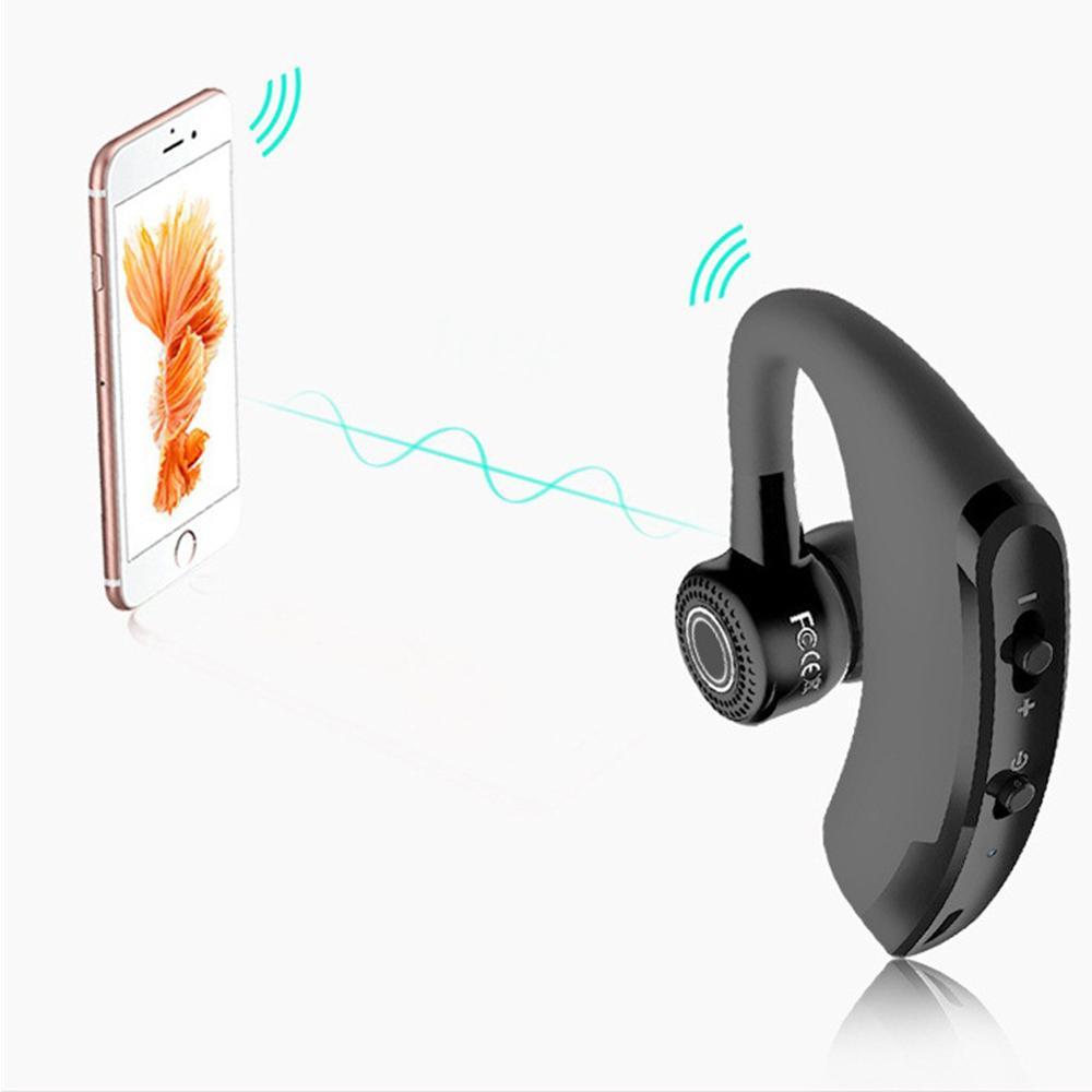 <font><b>V9</b></font> New upgrade <font><b>Bluetooth</b></font> 5.0 Earphones Wireless Headphones Blutooth Earphone Handsfree Headphone Sports Earbuds Gaming <font><b>Headset</b></font> image