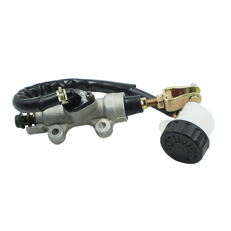 Motorcycle Rear Brake Master Cylinder For Honda 1999 2008 TRX400 400EX TRX400EX 09 14 TRX400X|Levers  Ropes & Cables| |  - title=