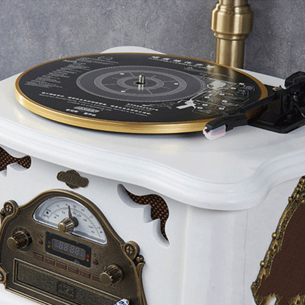 28 см аксессуары винтажный граммофон виниловый аудио замена 33 45 78 об./мин Автоматический кривой рычаг стерео регулируемый 3 скорости