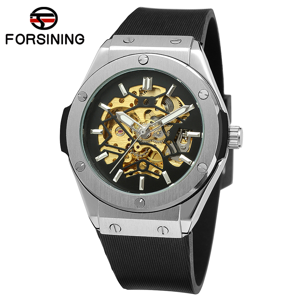 Fate Skeleton Automatic Silver