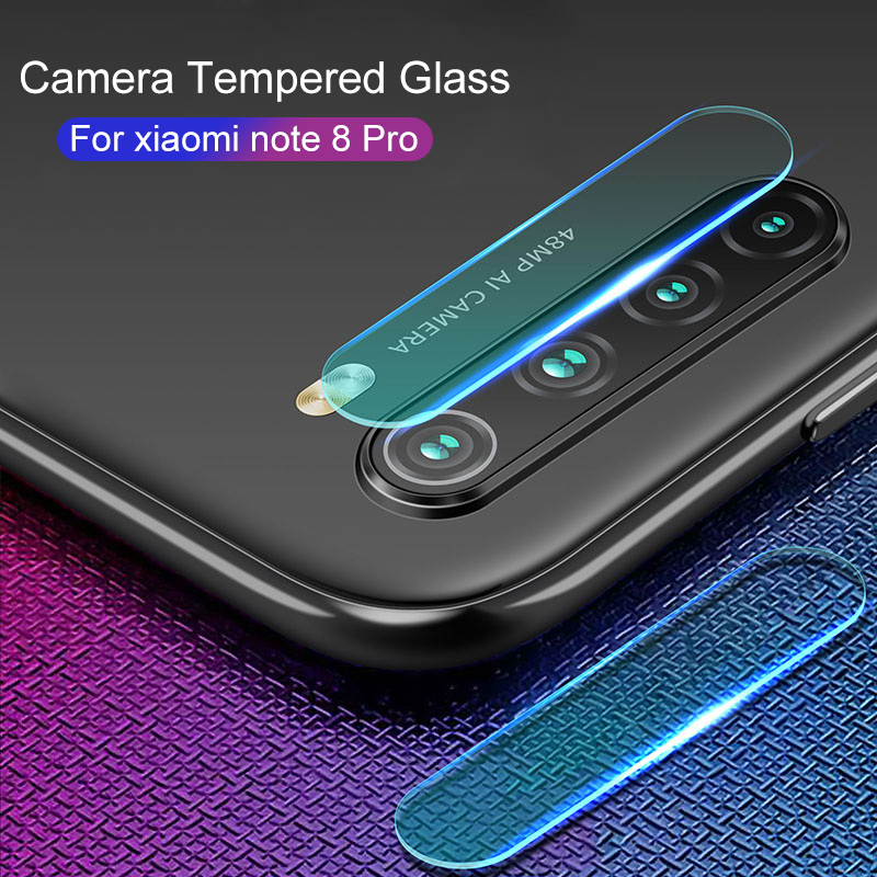 Lens Protector Glass For Xiaomi Redmi Note <font><b>8</b></font> 7 Pro <font><b>Mi</b></font> A3 <font><b>mi</b></font> 9T Glass Metal <font><b>Camera</b></font> Protective Ring glass on Redmi Note <font><b>8</b></font> Pro film image