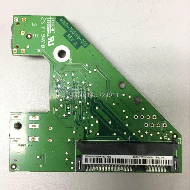 WD External Drive Adapter Controller Board 4060-705149-000 Rev A