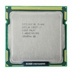 INTEL CORE i5-680 CPU i5 680 Dual Core 3,6 GHz 4M hembra LGA1156 Desktop CPU