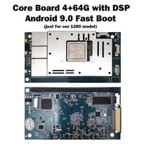 """Image 4 - Carbar onarım parçaları kafa ünitesi anne kurulu çekirdek kurulu için 1280 12.8 """"Tesla Android araba radyo DVD GPS oynatıcı 4 + 64G HDMI Carplay"""