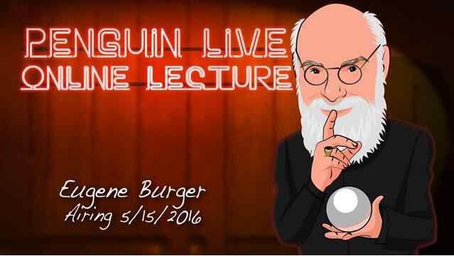 Eugene Burger Penguin In Diretta ACT2 TRUCCHI di MAGIA