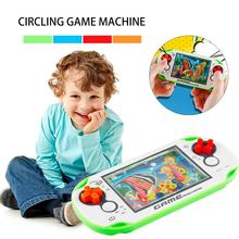 Water Ring Machine Childhood Children's Retro Toy Game Machine Game For 3 Years Old Or Older