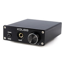 цены Kguss Ha6 Hifi High Power Digital Audio Amplifier with Headphone Output Amp 50W x 2 Amplifier
