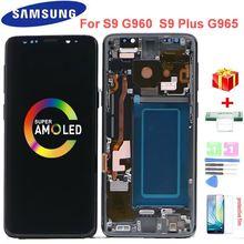 Оригинальный ЖК дисплей для samsung galaxy s9 g960 g960f plus