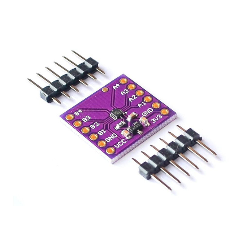 Taidacent I2C 4 Bit Electric Vehicle Battery Charging Bidirectional Buck Boost Converter DC DC Bidirectional Converter TXB0104