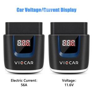 Image 3 - Viecar VP003 ELM327 bluetooth 4.0 PIC18F25K80 obd 2 OBD2 wifi elm 327スキャナの自動ツールODB2車の診断のための/ios