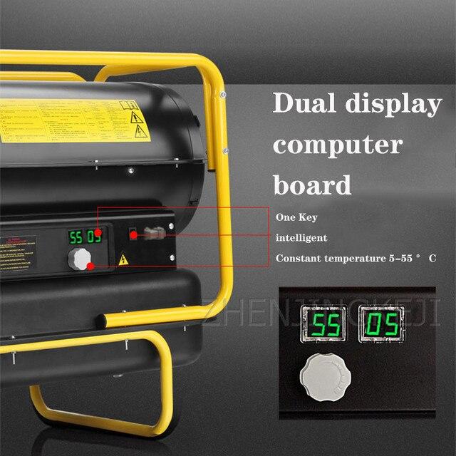 Industrial Diesel Heaters 6