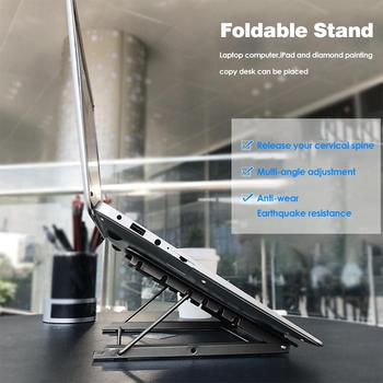 Foldable Stand for A4 Diamond Painting Pad Tablet Board Adjustable Book Reading Rack Cross Stitch Accessories