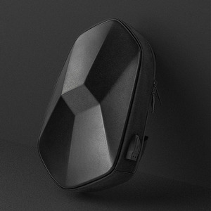 Image 2 - حقيبة رافعة Tajezzo Polyhedron حقيبة صدر للرجال مقاوم للماء حقيبة كتف الرياضة الصدر حزمة للرجال النساء السفر التخييم Crossbody
