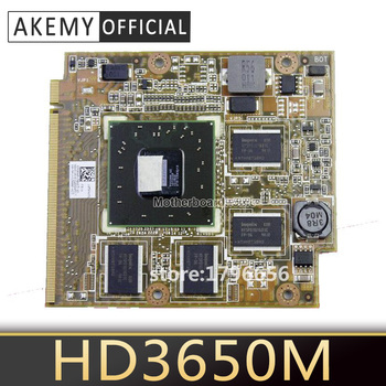 AKemy Mobility Radeon HD3650 (NKZVG2000) ,DDR2 1024MB MXMII 128Bit VGA card for asus F8VA F8SP image