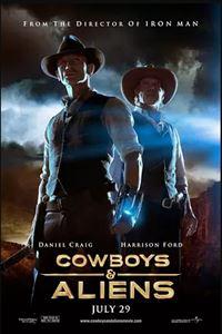 牛仔和外星人[HD高清]