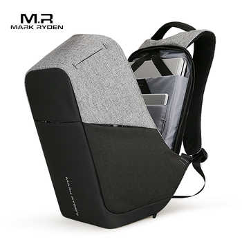 Mark Ryden Multifunction USB charging Men 15inch Laptop Backpacks For Teenager Fashion Male Mochila Travel backpack anti thief - DISCOUNT ITEM  53% OFF All Category