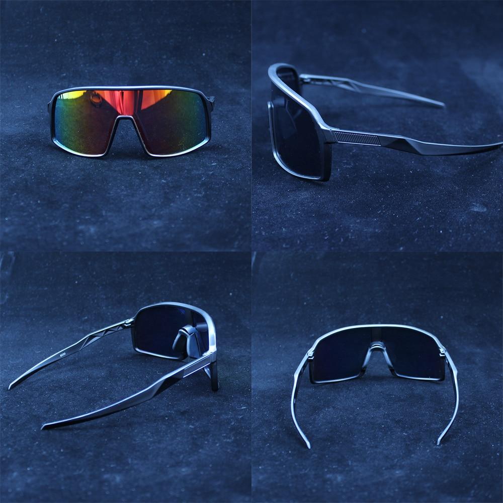 Купить с кэшбэком Sport cycling glasses men women 2020 road bike sunglasses outdoor running riding goggles bicycle eyewear gafas mtb 100 fietsbril