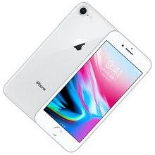 Оригинальный разблокированный Apple iPhone 8 и iPhone 8 Plus 2 Гб ОЗУ 64 Гб 256 Гб ПЗУ шестиядерный 12 МП iOS 11 LTE сканер отпечатков пальцев Смартфон 4G LTE