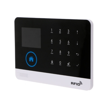 Home Security Wireless WIFI GSM GPRS Alarm System APP Remote Control RFID Card Kit MOLA yobang security wifi gsm home burglar security alarm system wireless kits app control rfid card sms alert panel