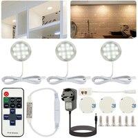 LED Lights Bedroom Cabinet Lights Living Room Kitchen Night Lights Decorative Lights Wireless Remote Control LED Cabinet Lights