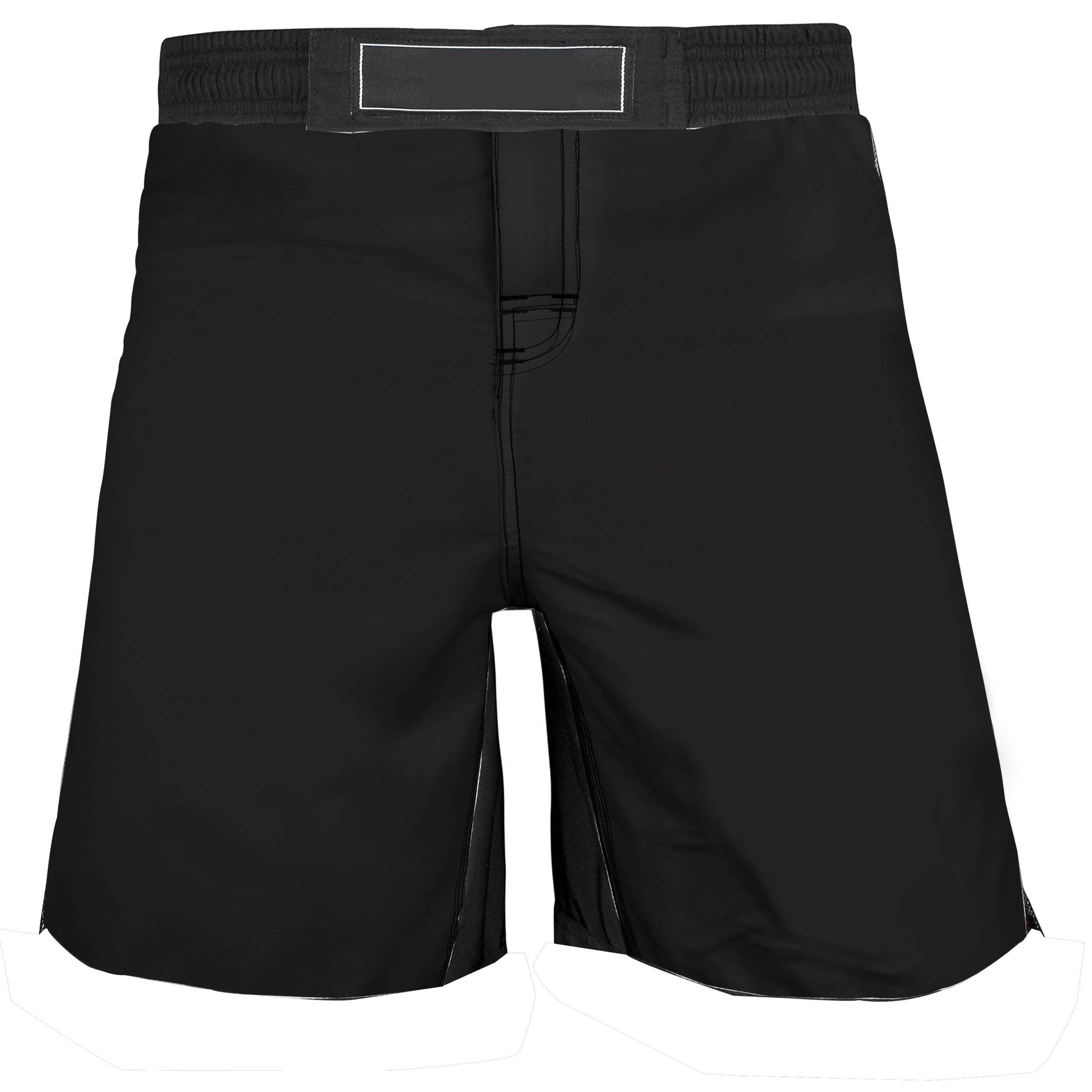 MMA Shorts With Custom Design
