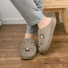 Новые теплые мужские слипперы, ПЛИС, флок, Домашние тапочки для мужчин прочная нескользящая прошитая мягкая мужская обувь Dropship