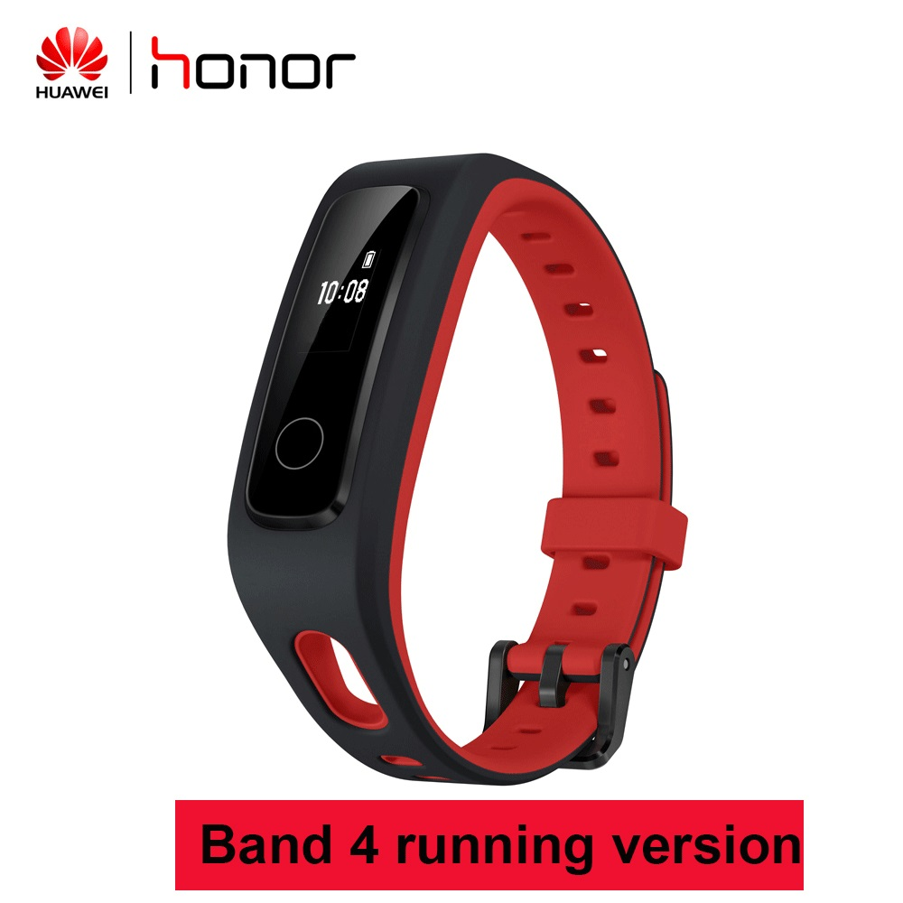 red band4 running