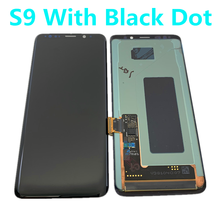 Pantalla AMOLED Original para SAMSUNG Galaxy S9, LCD, G960, G960F, piezas de repuesto de pantalla táctil
